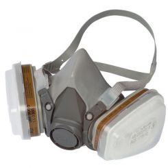 Demi-masque avec filtres 6002