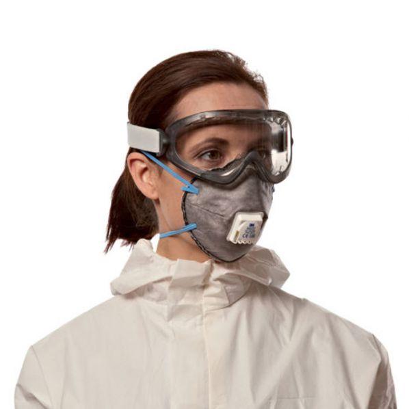 masque de protection 3m 9922c2 ffp2 roll co. Black Bedroom Furniture Sets. Home Design Ideas
