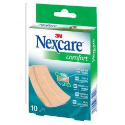 Boîte de 10 bandes de pansement à découper Comfort