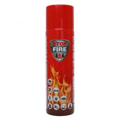 Spray extincteur STOP FIRE