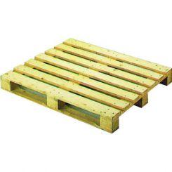 Palette en bois 1000 x 1200 mm