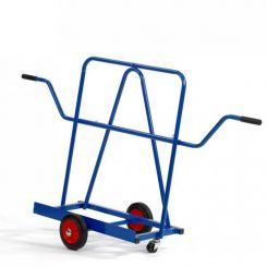 Chariot transport de panneaux