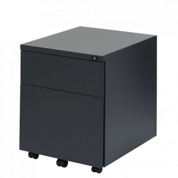 caisson de bureau sur roulettes e5301 roll co. Black Bedroom Furniture Sets. Home Design Ideas
