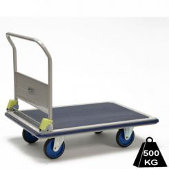 Chariot à dossier rabattable 500 Kg - PRESTAR