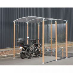 Abri vélo design