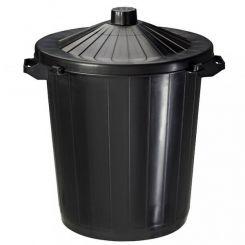 Poubelle de rue 80 litres