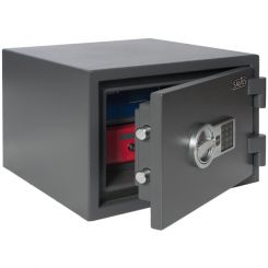 Coffre-fort ignifuge 18 litres à valeur assurable