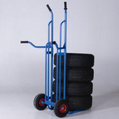 Diable à pneus