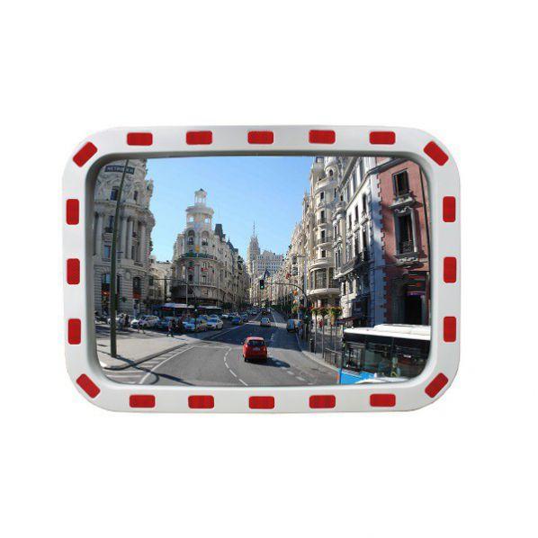 Miroir de surveillance rectangulaire roll for Miroir de surveillance