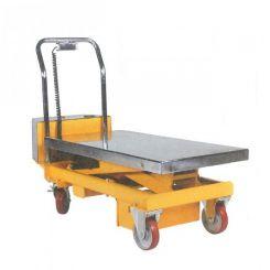 Table élévatrice mobile électrique