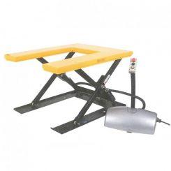 Table élévatrice électrique en U