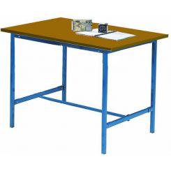 Poste de travail table éco - Contreplaqué