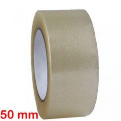 Ruban adhésif transparent PVC 50 mm