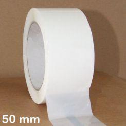 Adhésif PP blanc 50 mm