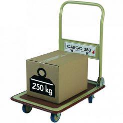 Chariots pliants | économique | Cargo 250 kg