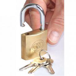 Cadenas de fermeture à clé
