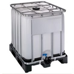 IBC 1000 litres sur palette PE