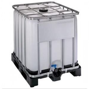 IBC 1000 litres sur palette PE certifié UN