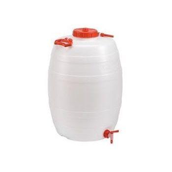 baril alimentaire 50 litres avec robinet roll. Black Bedroom Furniture Sets. Home Design Ideas