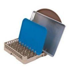 Casier à coté ouvert avec doigts pour lave-vaisselle