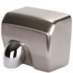 Sèche-mains électrique à air orientable inox