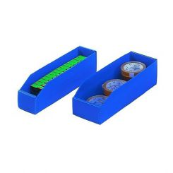 Bac polypropylène Eco - Profondeur 280 mm