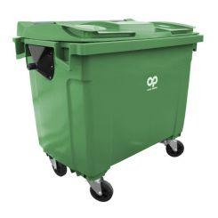 Conteneur poubelle - 660 litres
