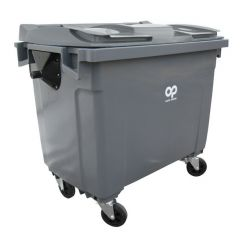 Conteneur poubelle - 770 litres