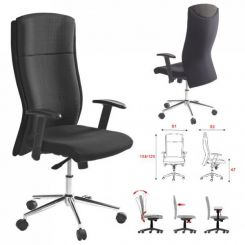 Fauteuil direction Bahia manager Deluxe
