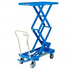 Table élévatrice hydraulique double ciseaux 300 kg - Bishamon