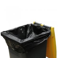 Housse pour conteneur à déchets 330L