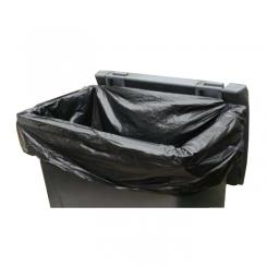 Housse pour conteneur à déchets 1100L