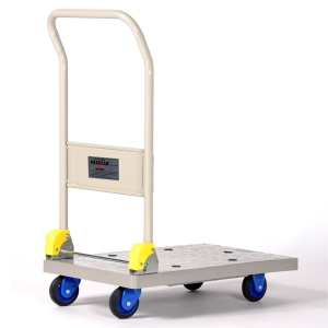 Chariot à dossier repliable 150 kg - PRESTAR