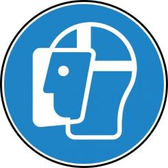 Pictogrammes d 39 obligation et pr vention achat - Pictogramme port du masque obligatoire ...