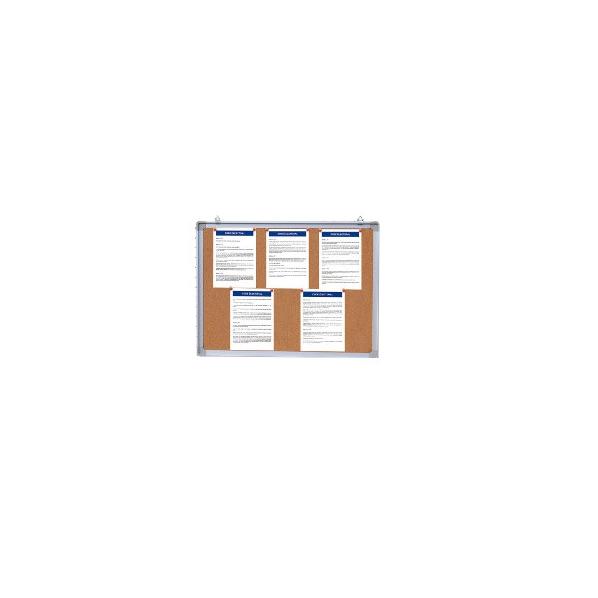 panneau d 39 affichage en li ge roll co. Black Bedroom Furniture Sets. Home Design Ideas
