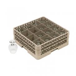 Casier pour lave-vaisselle - 16 verres