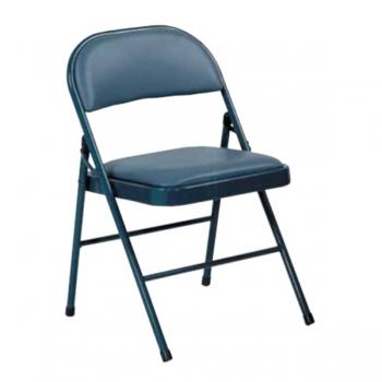 Chaise Pliante Confort Vinyle