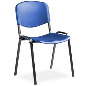Chaise de réunion plastique