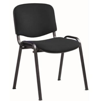 Chaise De Reunion Assise Tissu