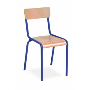 Chaise scolaire taille 6