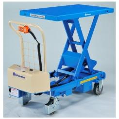 Table élévatrice électrique hydraulique mobile 500 Kg