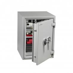 Coffre-fort anti-feu et anti-vol Protect Duo 60 litres