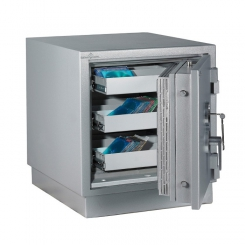 Armoire forte ignifuge magnétique MEDIA PROTECT 59