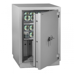 Armoire Forte ignifuge magnétique MEDIA DUO 240 Litres
