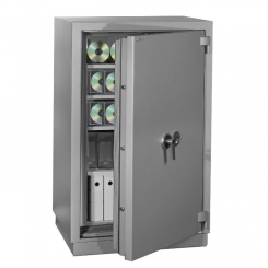 Armoire Forte ignifuge magnétique MEDIA DUO 430 Litres