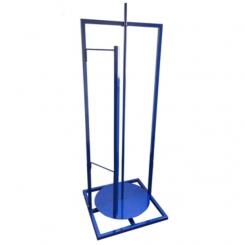 Dérouleur vertical pour rouleau papier - Diamètre 35 à 80 cm