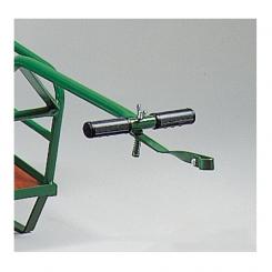 Option attache-vélo pour remorque légère