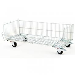 Socle roulant - Longueur 950 mm