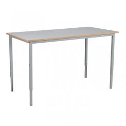 Postes de travail d 39 atelier roll - Table de travail reglable en hauteur ...