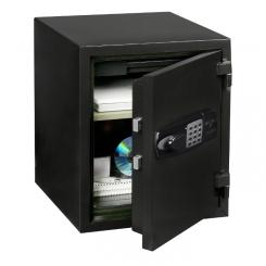 Coffre de sécurité ignifuge 1 heure 30 - 40 litres